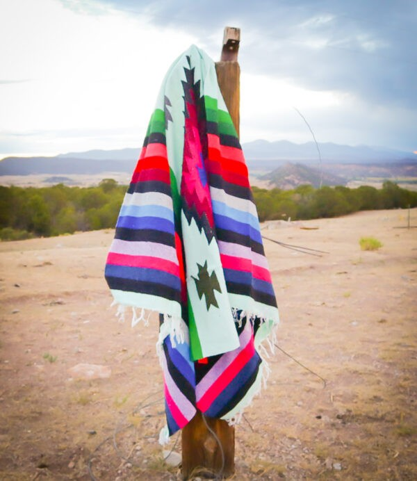 Sunrise Aztec Blanket 1 IMG 0262